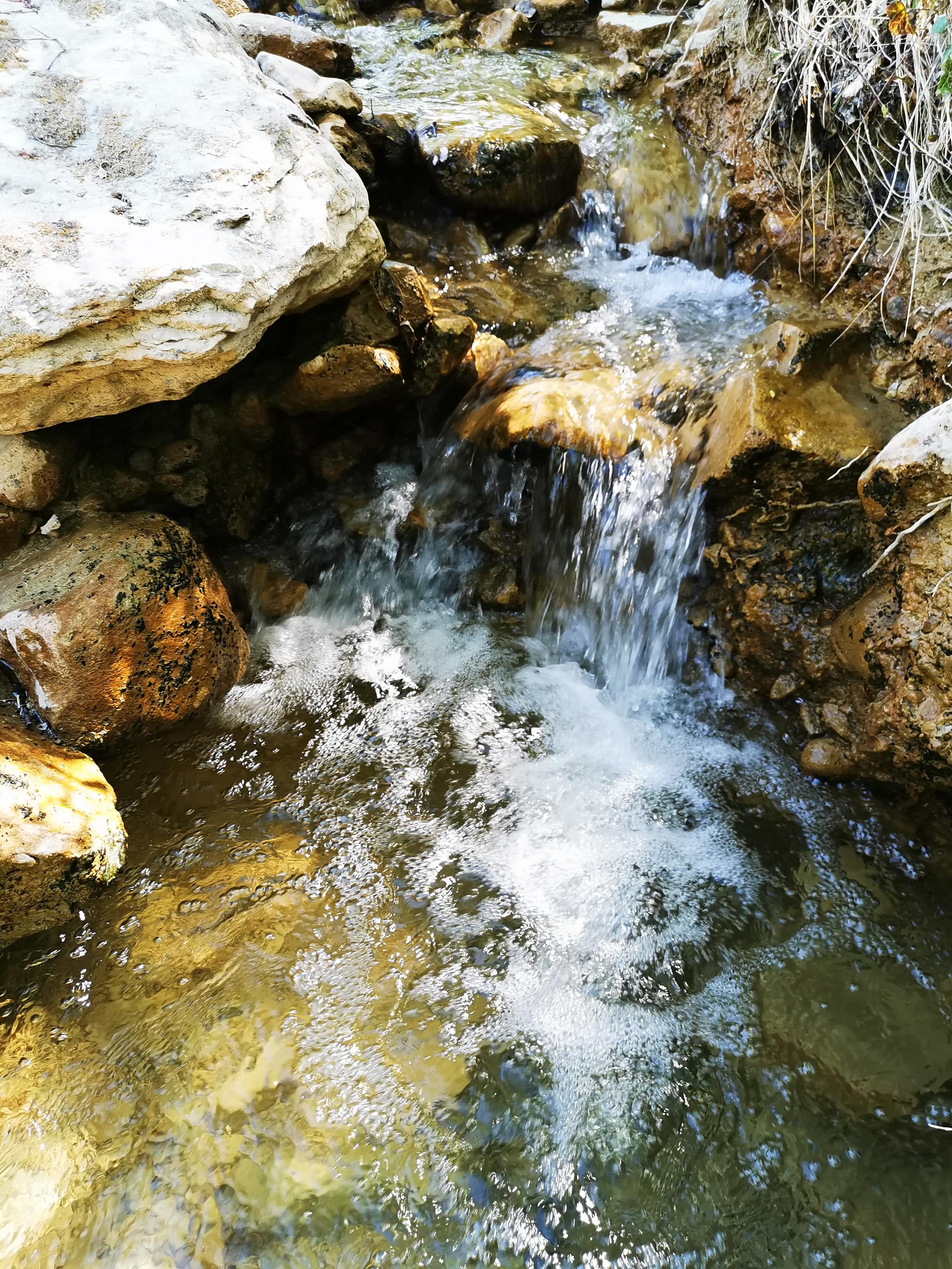 L'étang de la Tourne -la rivière 'la Tourne' qui borde le domaine