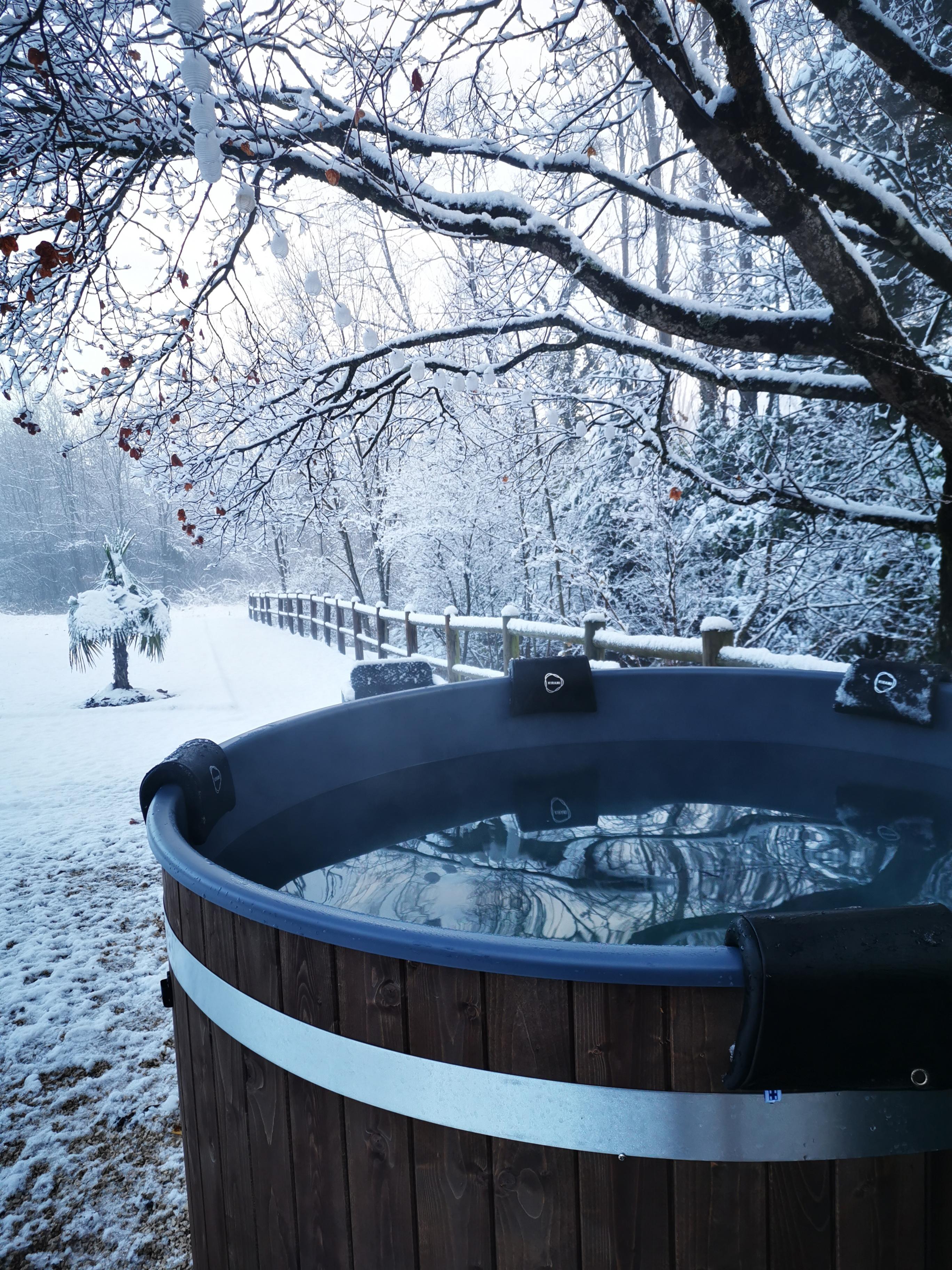 L'étang de la Tourne - Bain Nordique